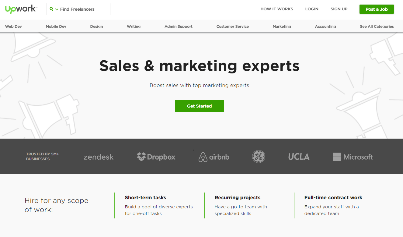 sales experts