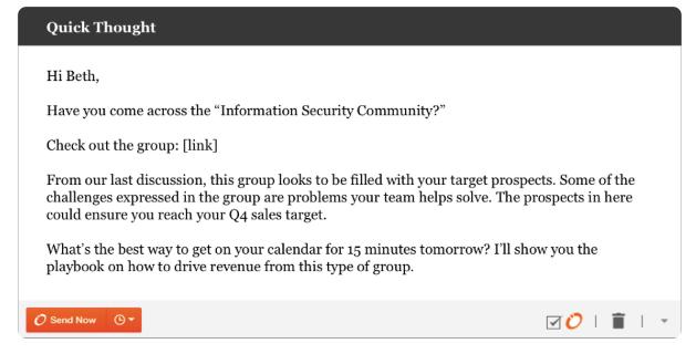 HubSpot Email