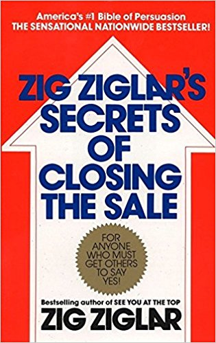 secrets of closing a sale