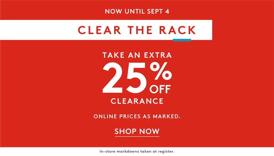 Nordstrom Rack Sale