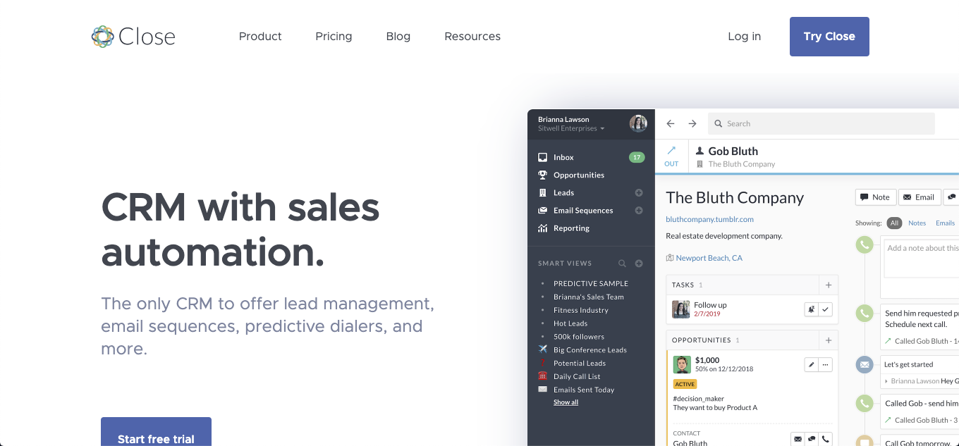 17 Sales Automation Tools That'll Do Your Work for Free - UpLead