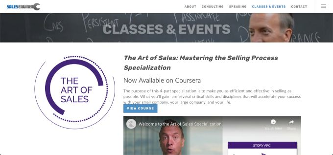 Sales Engine: The Art of Sales