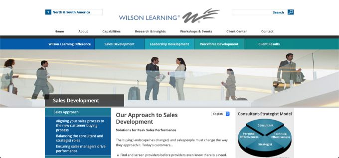 Wilson Learning: Coaching for Sales Performance
