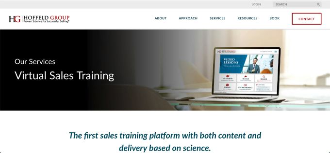Hoffeld Group: Virtual Sales Training