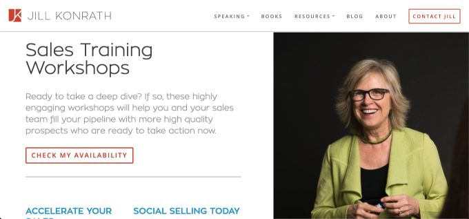 Jill Konrath: Accelerate Your Sales