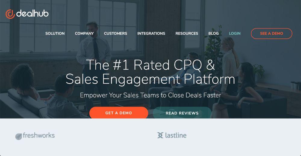 Dealhub.io - Empower Your Sales Teams