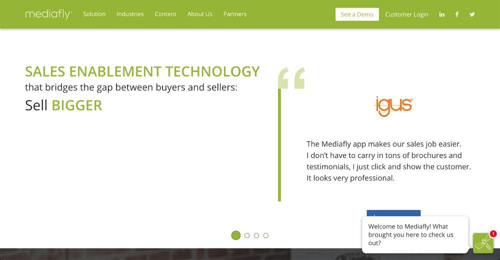 Mediafly Evolved Selling - Bridging The Gap