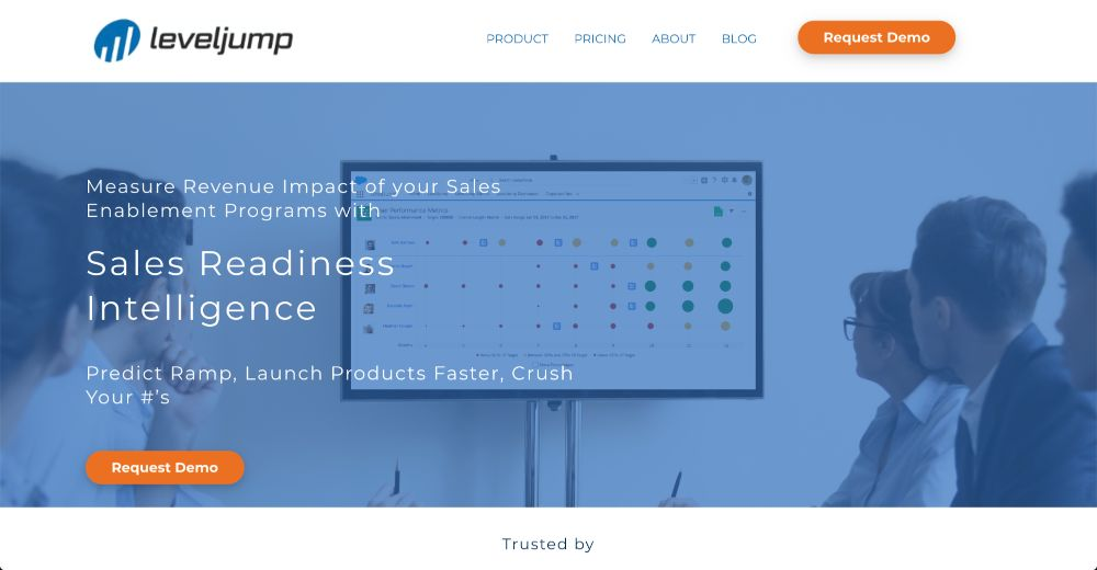 LevelJump - Seamless Onboarding and Training