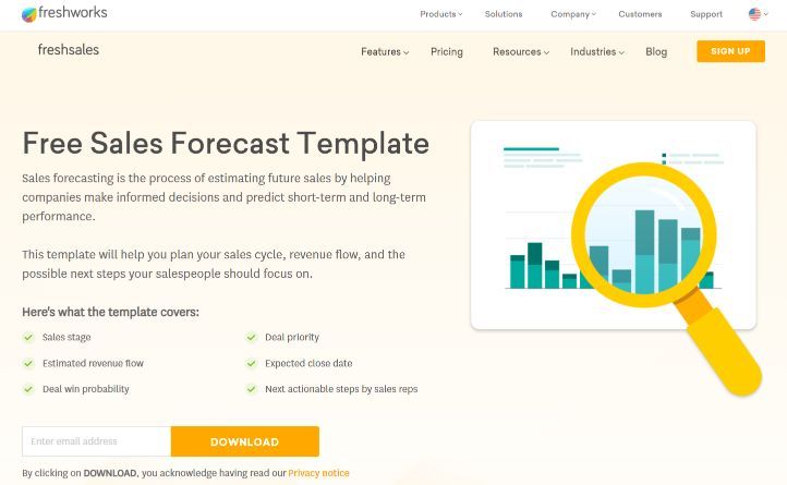 How To Create A Sales Forecast Incl 5 Examples