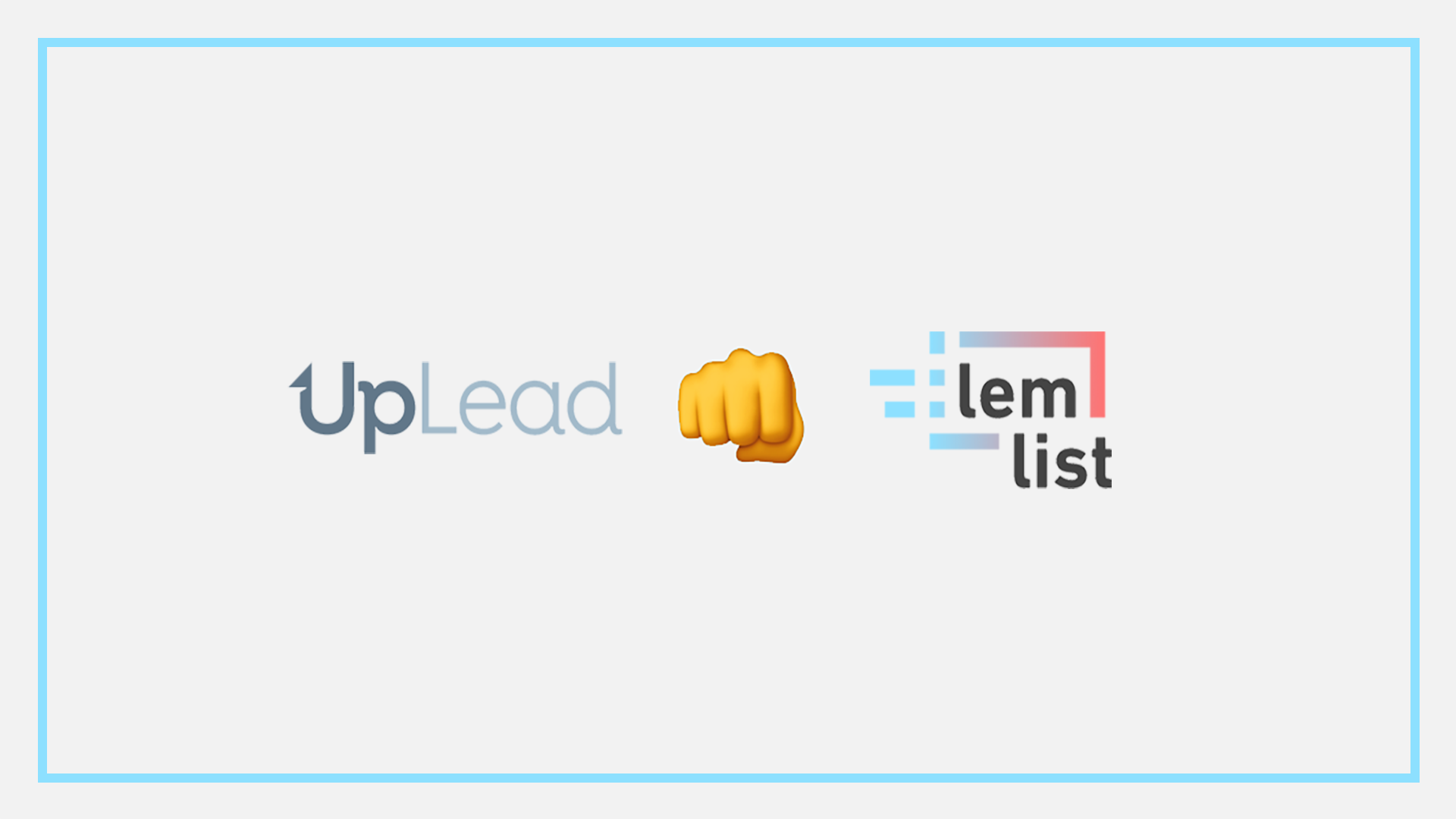 lemlist integration