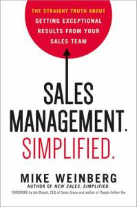 Sales Management, Simplified