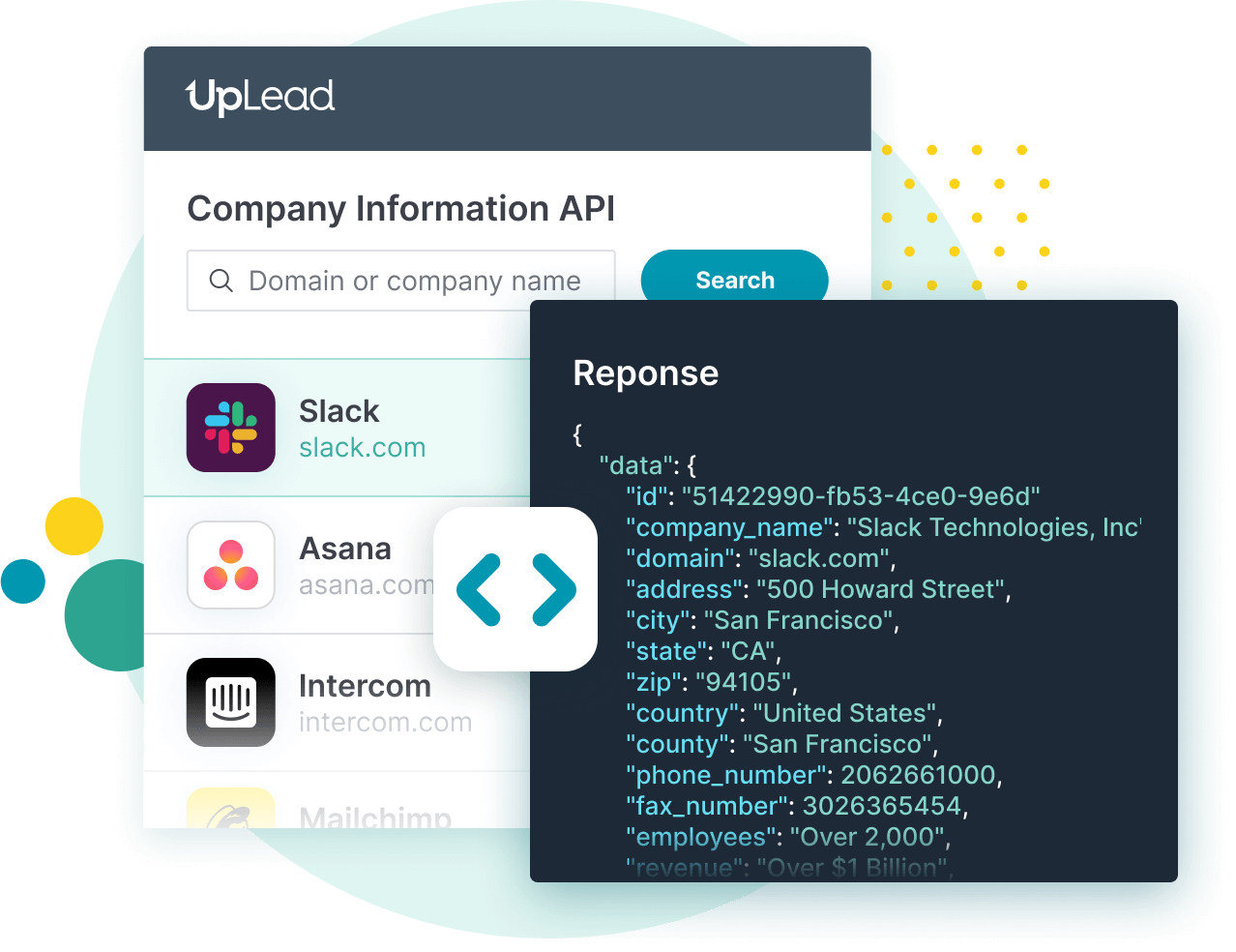 UpLead: B2B Database & Business Contact Data Provider