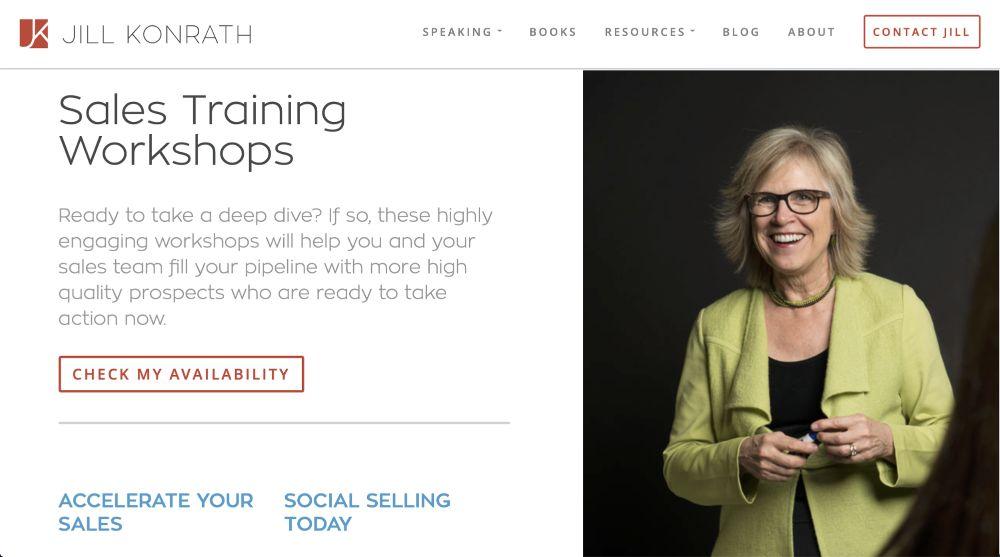 Accelerate Your Sales - Jill Konrath