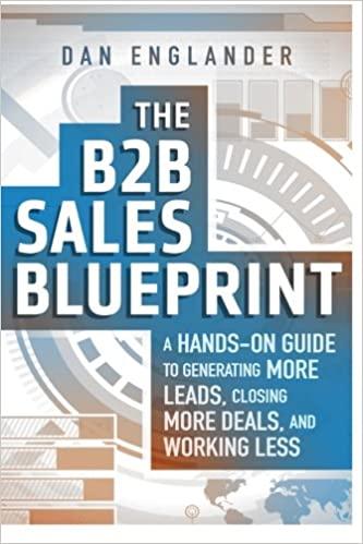 The B2B Sales Blueprint