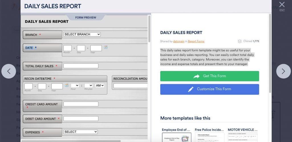 How To Create An Efficient Sales Report Incl Examples Templates To Use Uplead