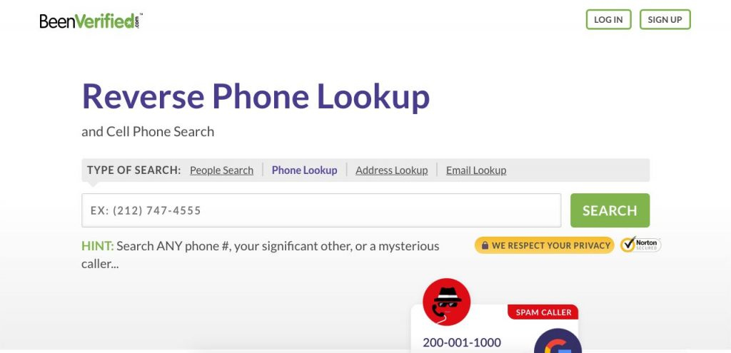 BeenVerified can help you find someone's phone number through billions of public records.
