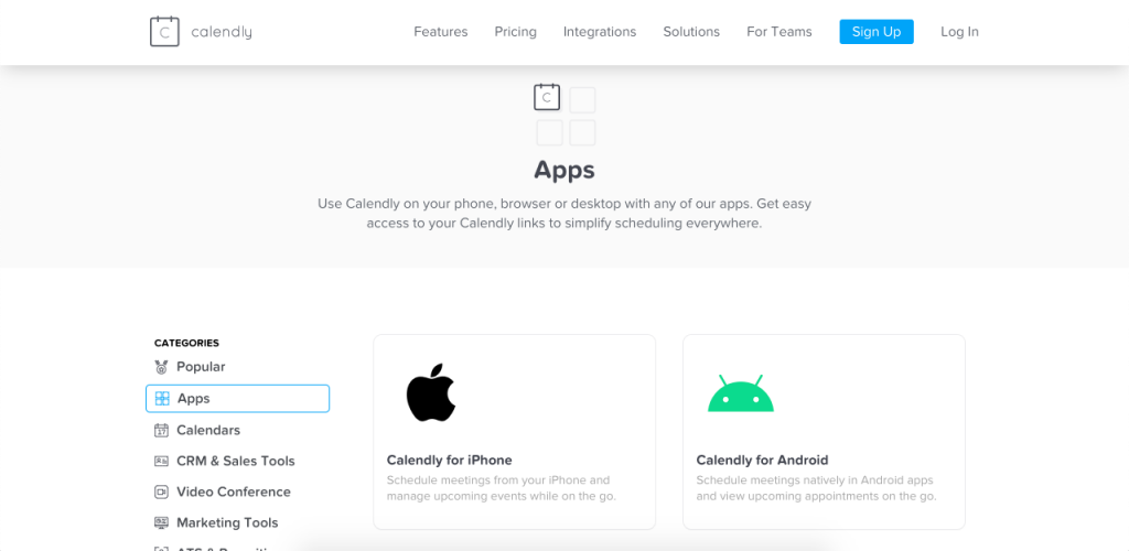 Calendly is a popular platform for anyone looking to automate their scheduling
