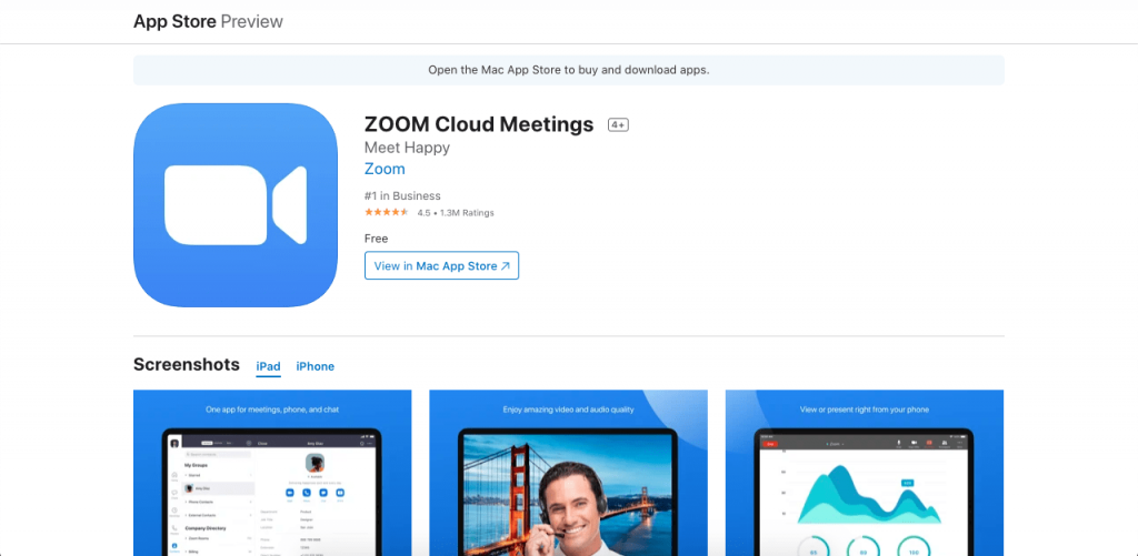 Zoom is a high-quality alternative for anyone looking for an effective, streamlined video conferencing app.