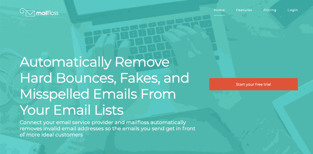 Mailfloss is a simple bulk email verification tool with multiple integrations and good capabilities.