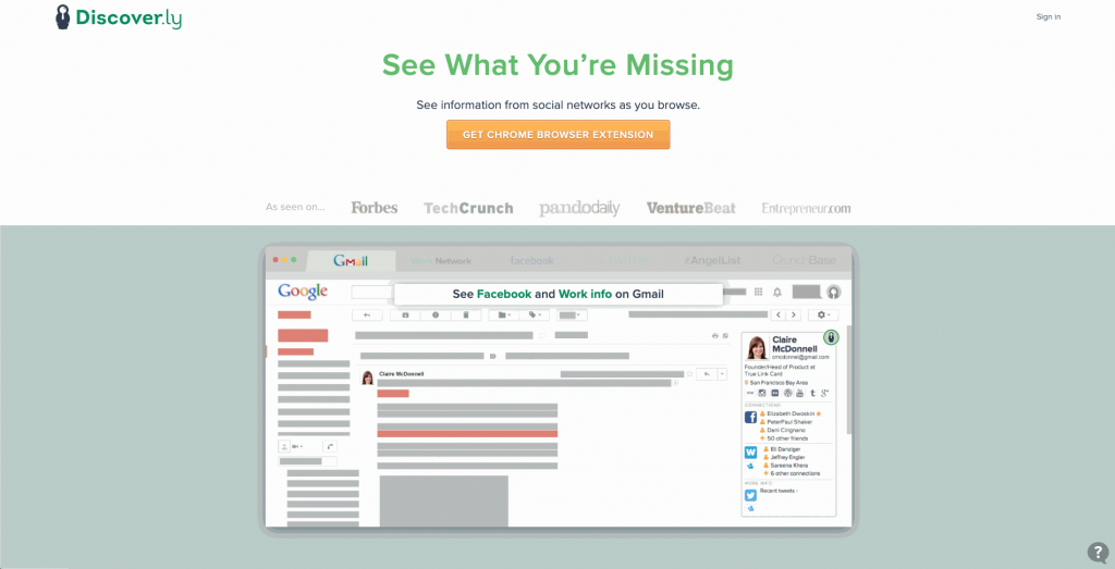 Discoverly is designed to give recruiters better context.
