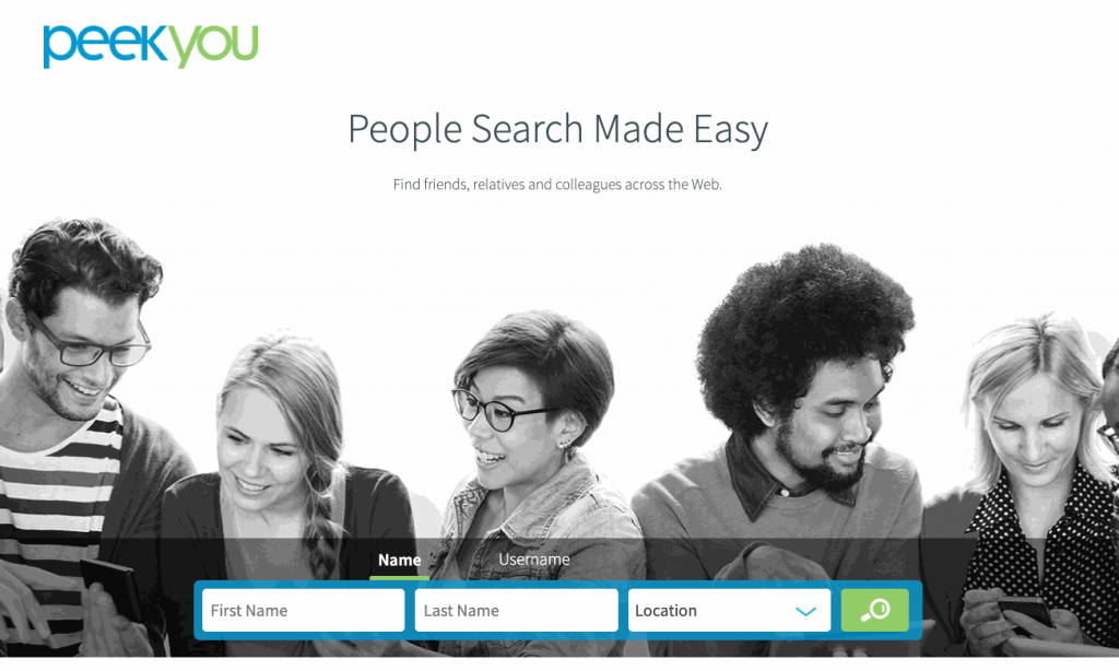 PeekYou is a data provider offering Demographic Data and Social Media Data